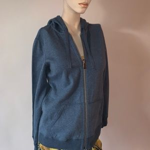 Tommy Bahama Reversible Hooded Zipper Jacket